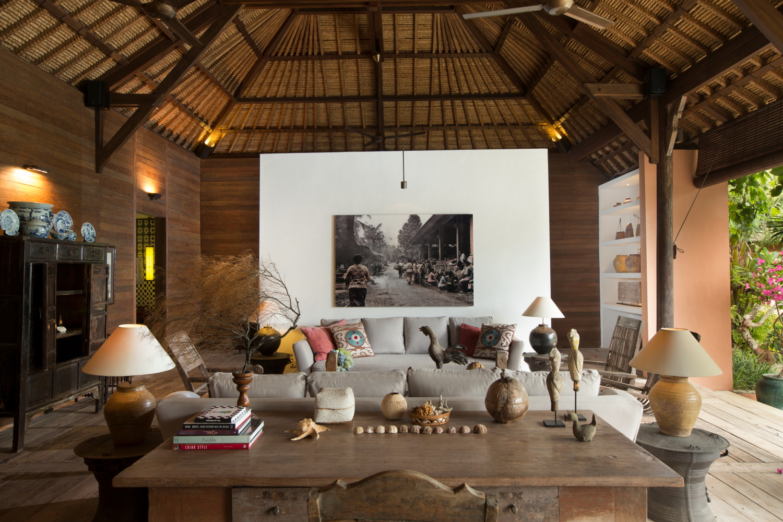 Villa Mamoune - Living
