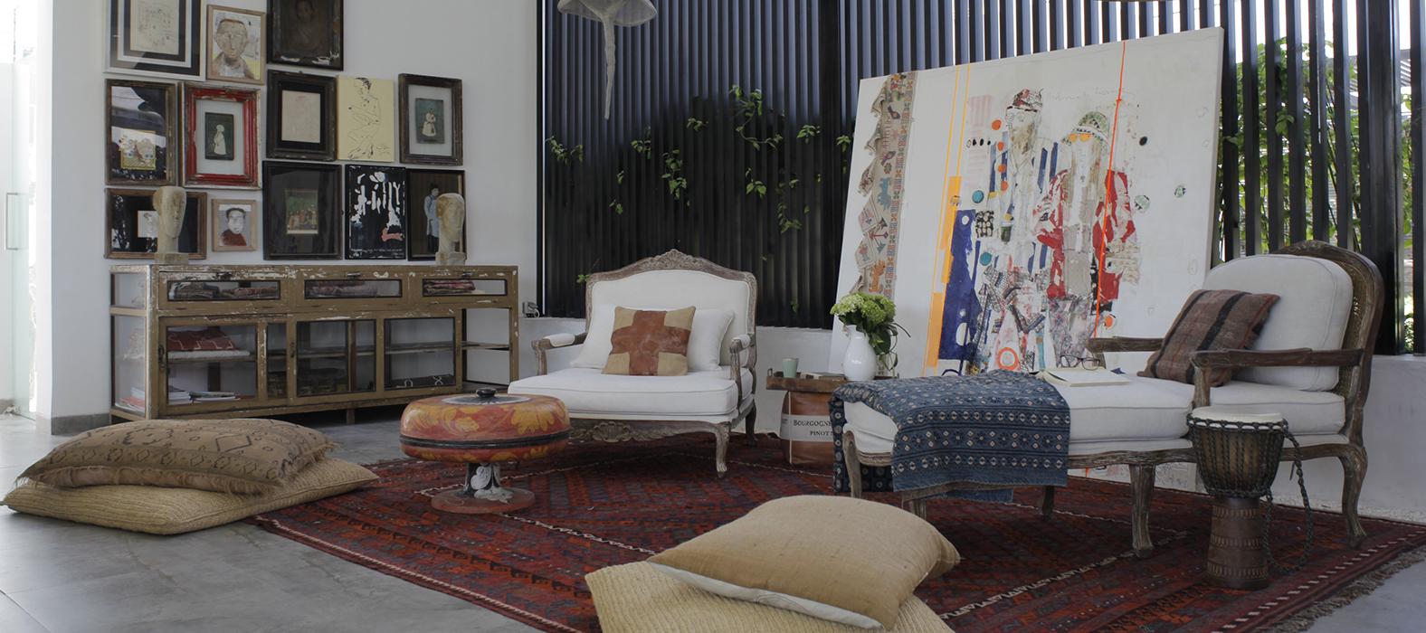 villa suami julias bali lounge
