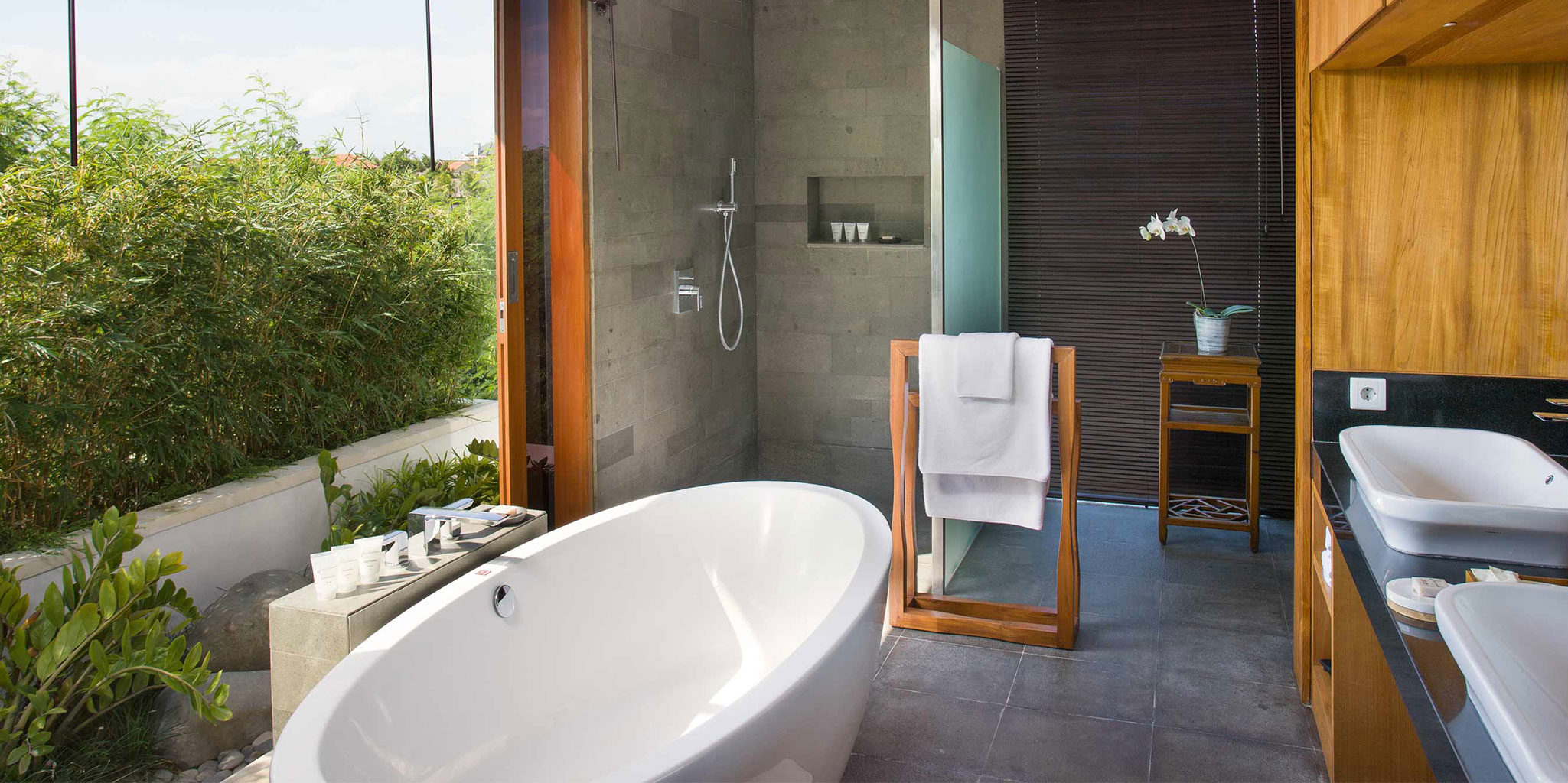 Villa Cendrawasih seminyak - Bathroom 2