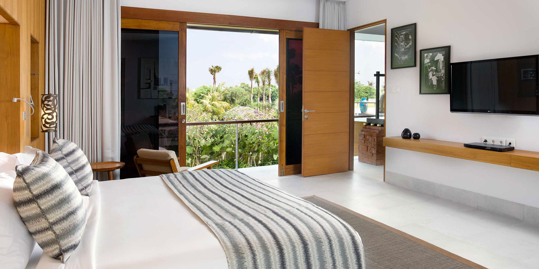Villa Cendrawasih seminyak - Bedroom 1