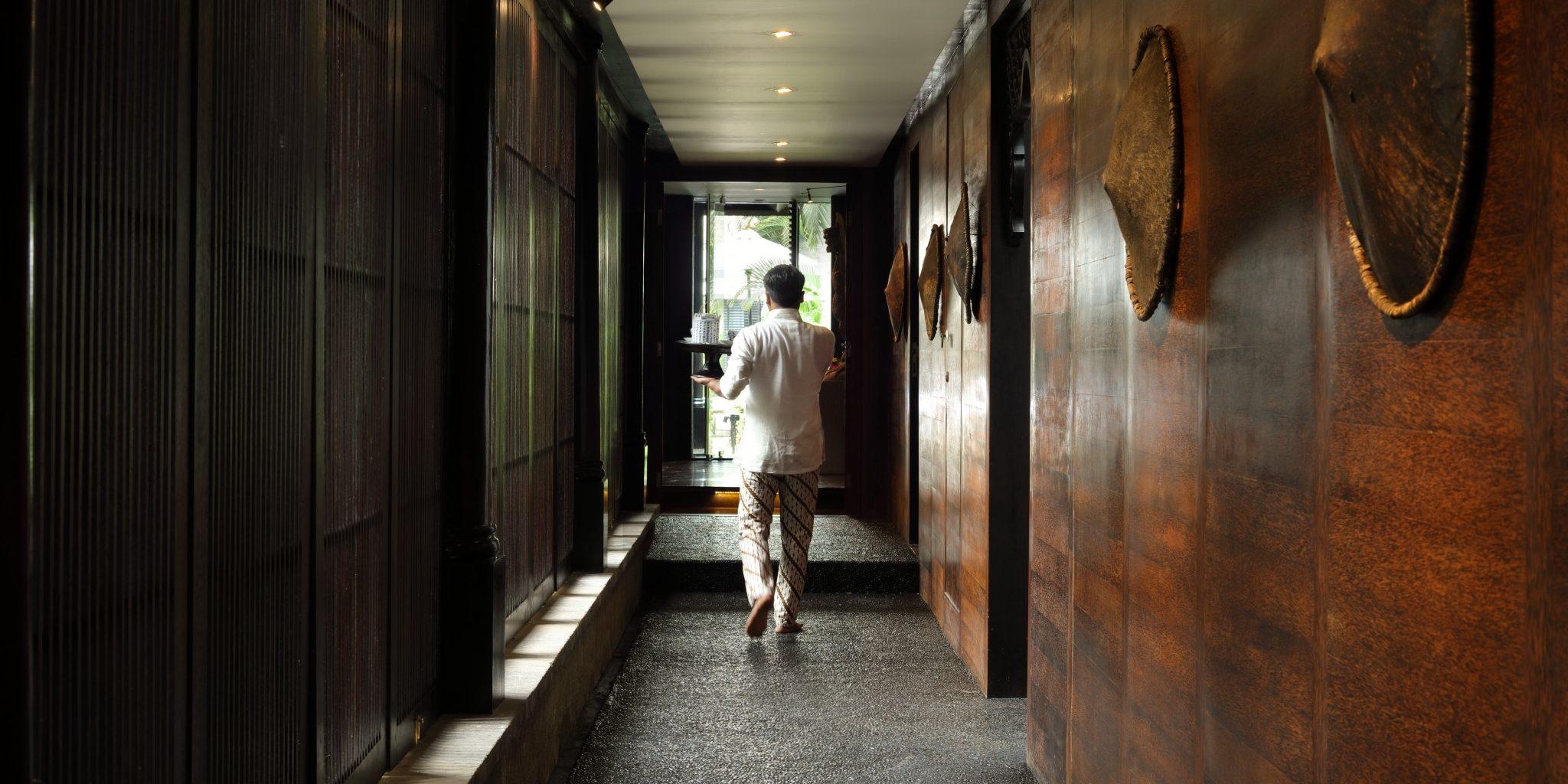 Villa samuan full service