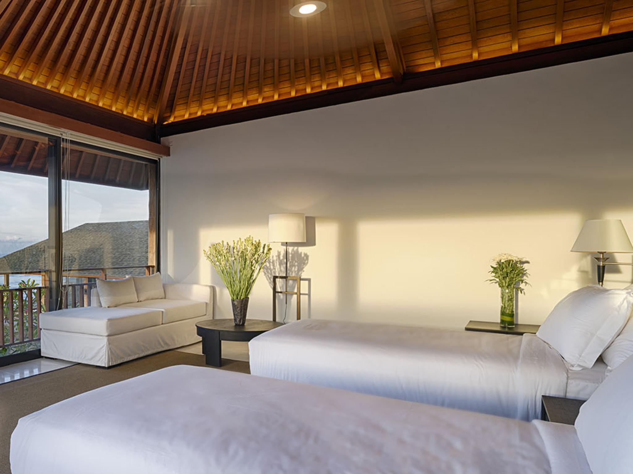 Villa Soham Luxury Villa Uluwatu Bedroom 5 Twin Julia S Bali