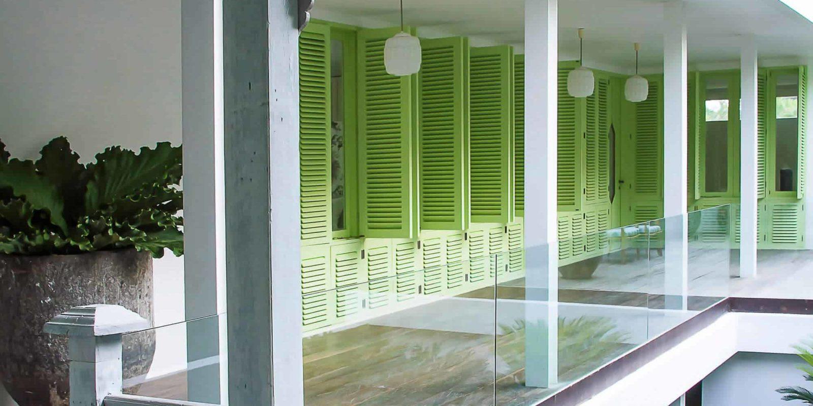 villa 1880 bali veranda