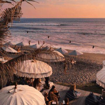 the lawn beach lounge canggu