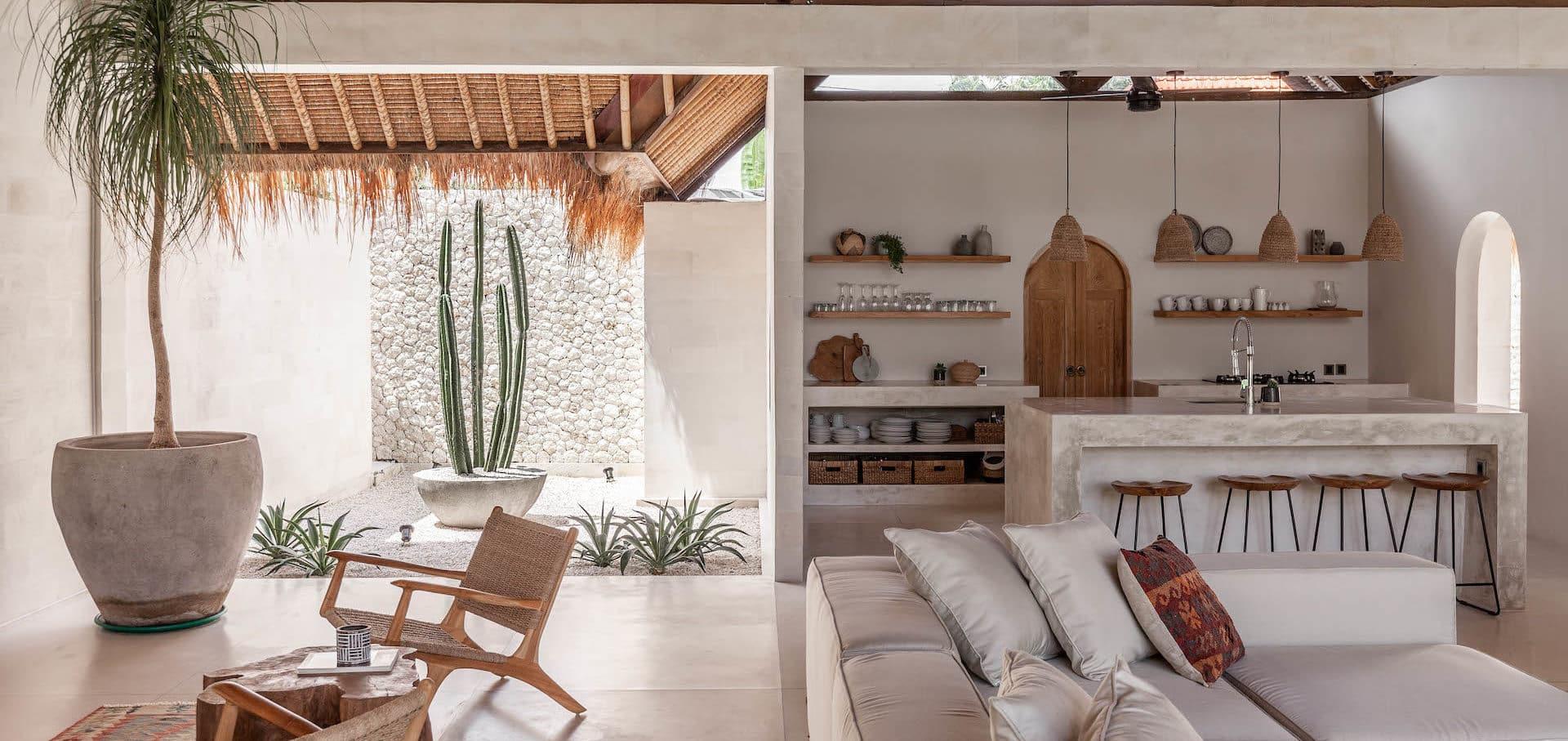 Villa Massilia 2-Living Room