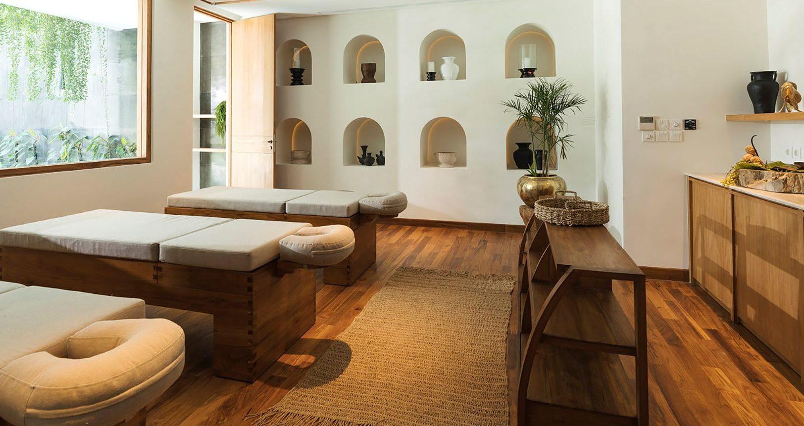 Noku Beach House - Massage area